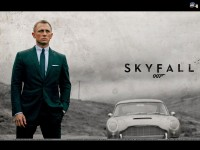 &quot;007 Skyfall&quot;