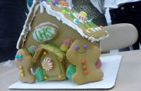 Gingerbread house 1 from Key Club