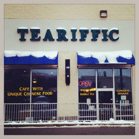 Teariffice Cafe