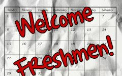 To Freshmen!