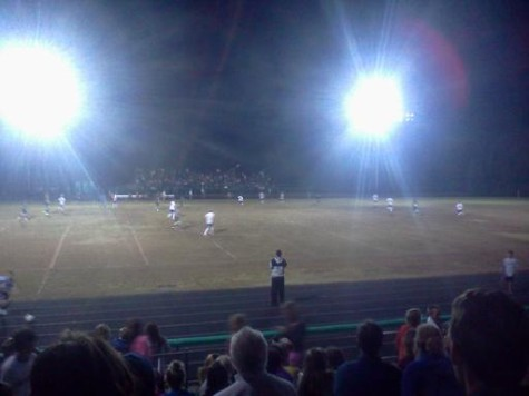 Battle of the Boot!- Boys Varsity Soccer 10-18-11