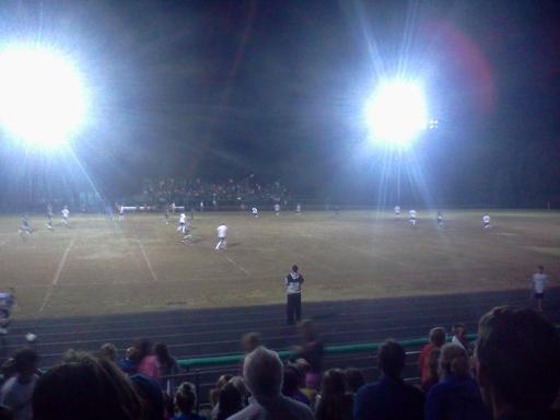 Battle of the Boot!- Boys Varsity Soccer 10-18-11