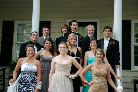 Prom 2012: A Black Tie Affair