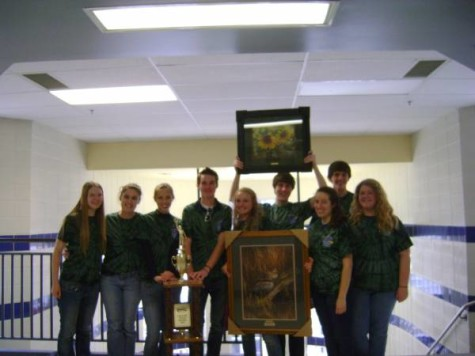 Envirothon 2012: Leonardtown takes it home again!