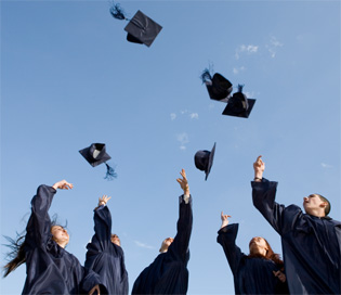 What Are Graduating Seniors Going to Miss About Being Kids?