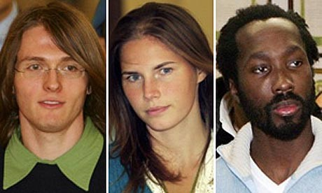 Amanda Knox: Three Strikes You're Out