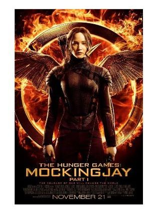 Movie Review: Hunger Games - Mockingjay Part 1