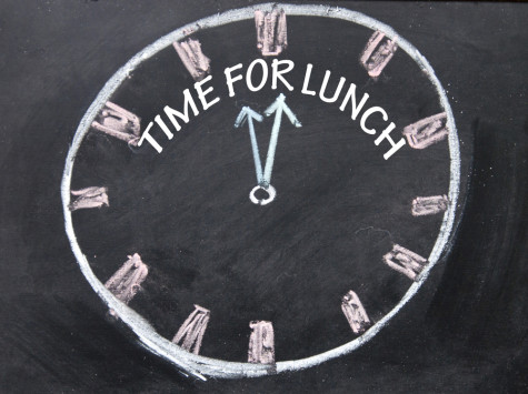 The One Hour Lunch: Not Lunch Roamers
