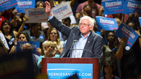 Bernie Sanders (photo credit to- Charlie Leight, Getty Images)
