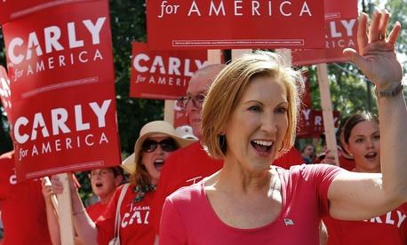 Carly Fiorina (Jim Cole, AP)