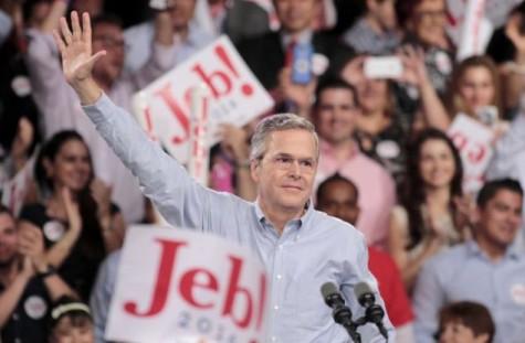 Jeb Bush (photo credit to- Joe Skipper, Reuters)