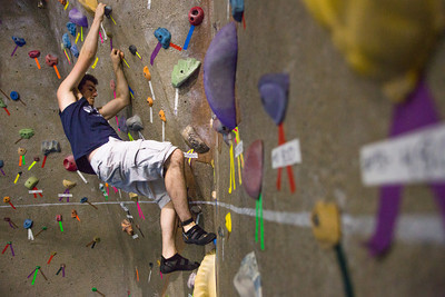 Local Rock Climbing as a Workout?