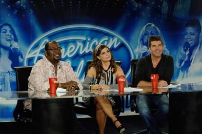 American Idol Coca-cola