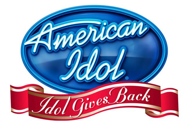 IDOL GIVES BACK: Logo. CR: Fox.