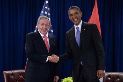 U.S Integrates into Cuba