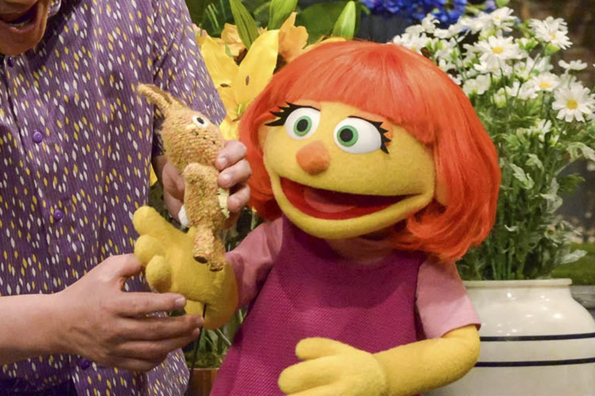 Meet Sesame Street's New Character