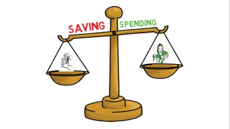 Saving vs. Spending
