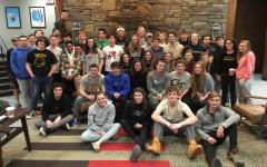 The Leonardtown High School Ski Trip