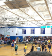 Student vs. Staff Basketball Game